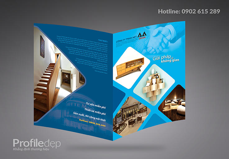 Brochure công ty aa decord